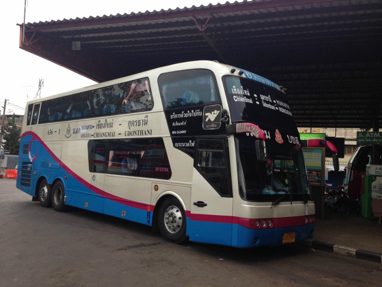 Автобус до Удонтхани
