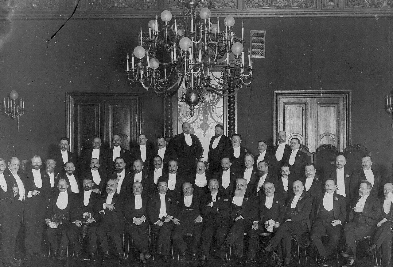 Группа депутатов Третьей Государственной думы