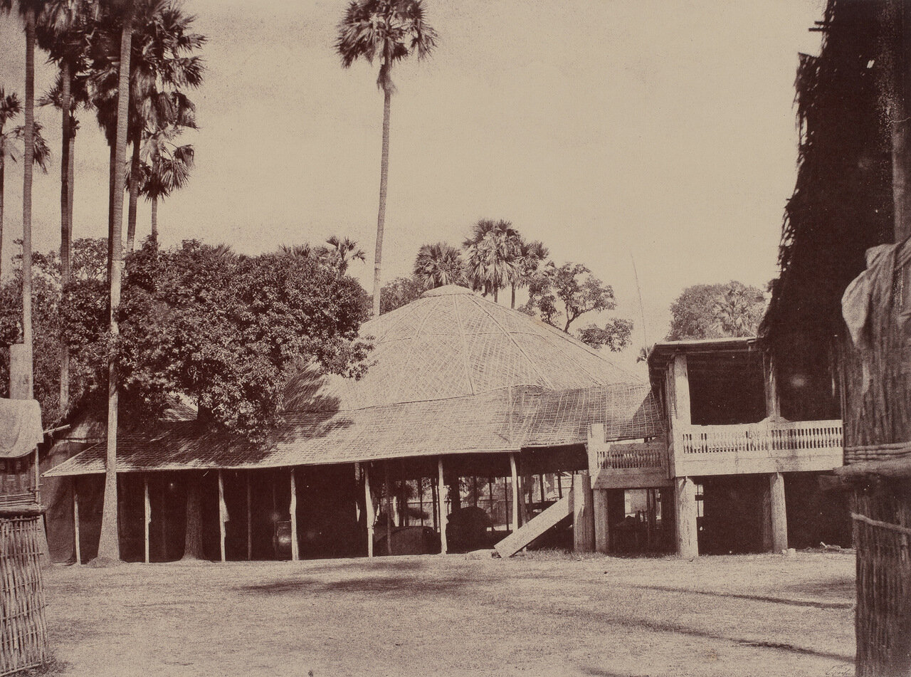 Амерапура. Галерея Резиденции