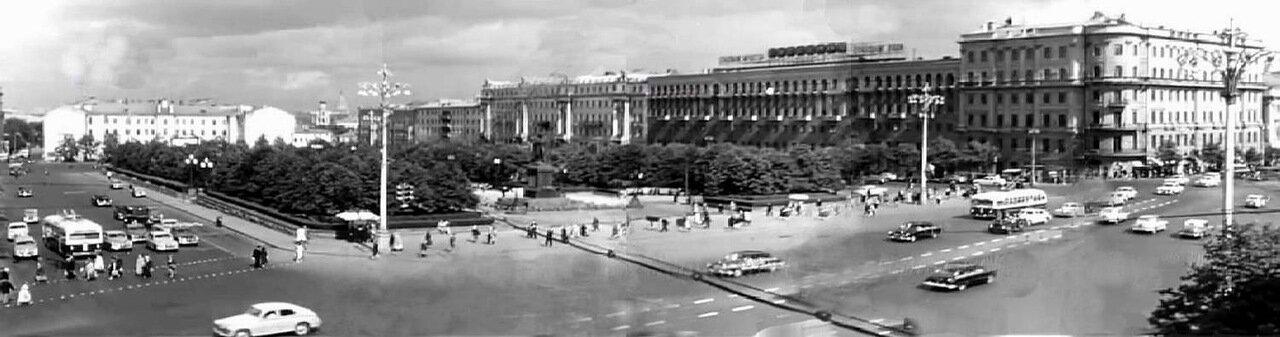 143. 1959. Пушкинская площадь