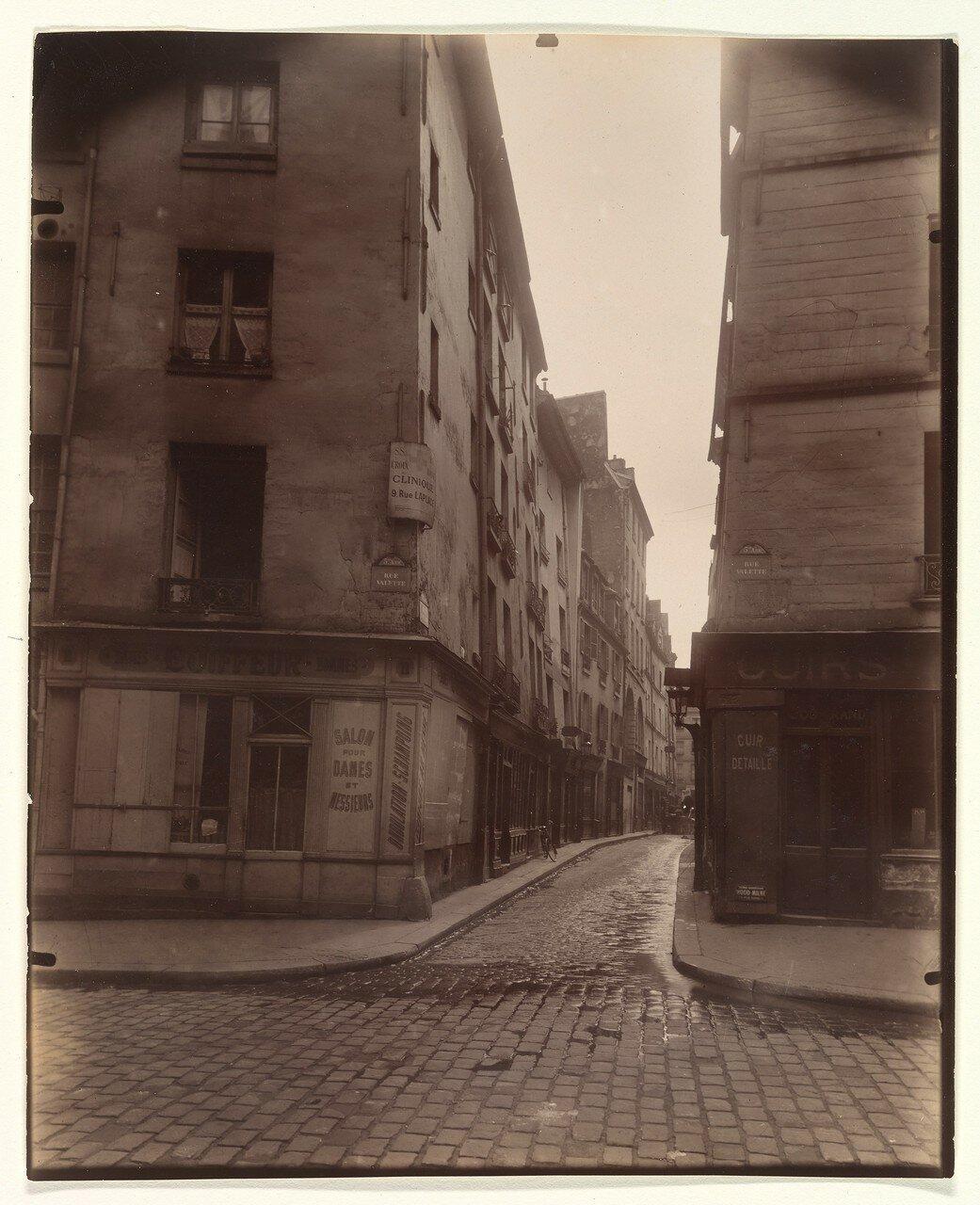1926. Улицы Лапласа и Валетта