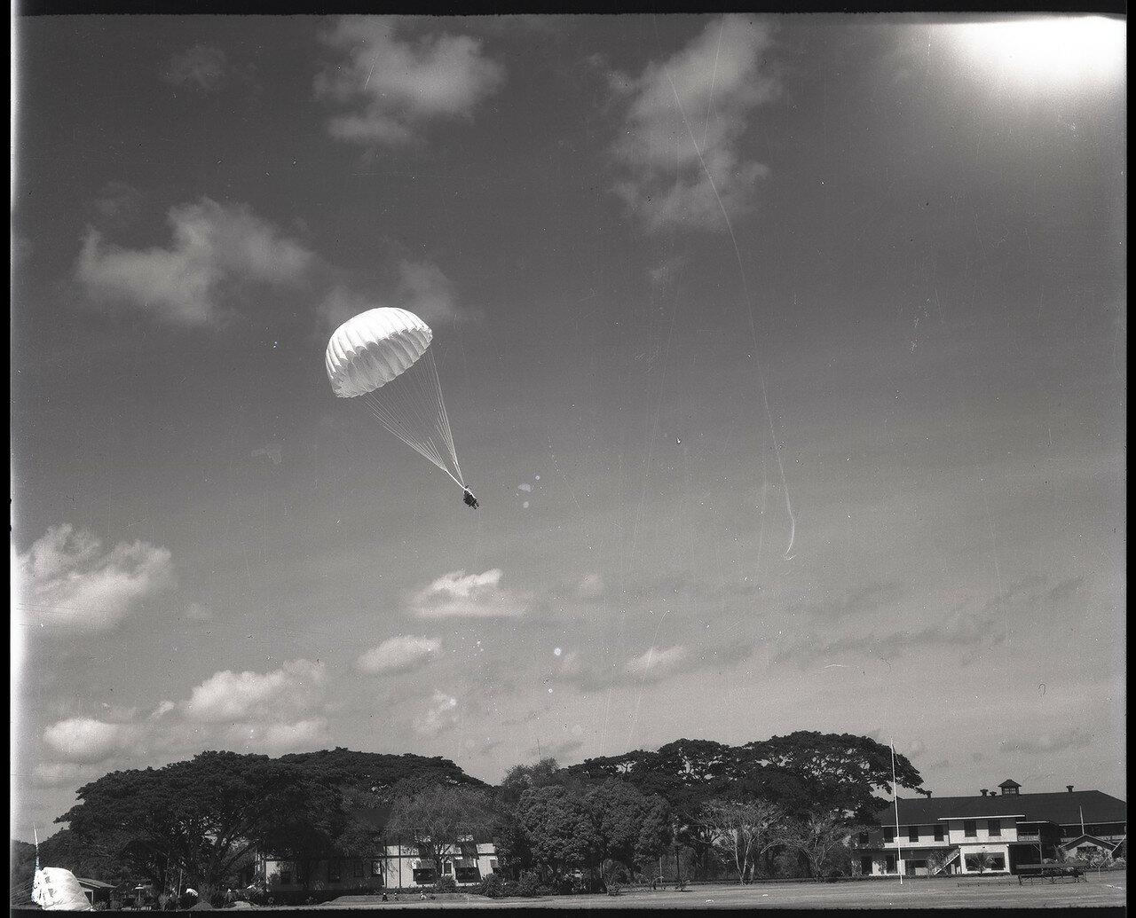 03. Испытание парашютов