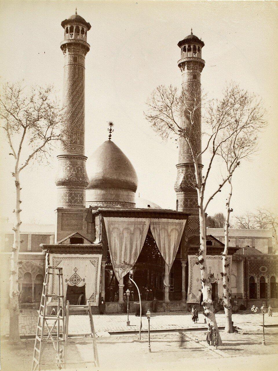 Соборная мечеть 'Абд ал-'Азиз в Тегеране