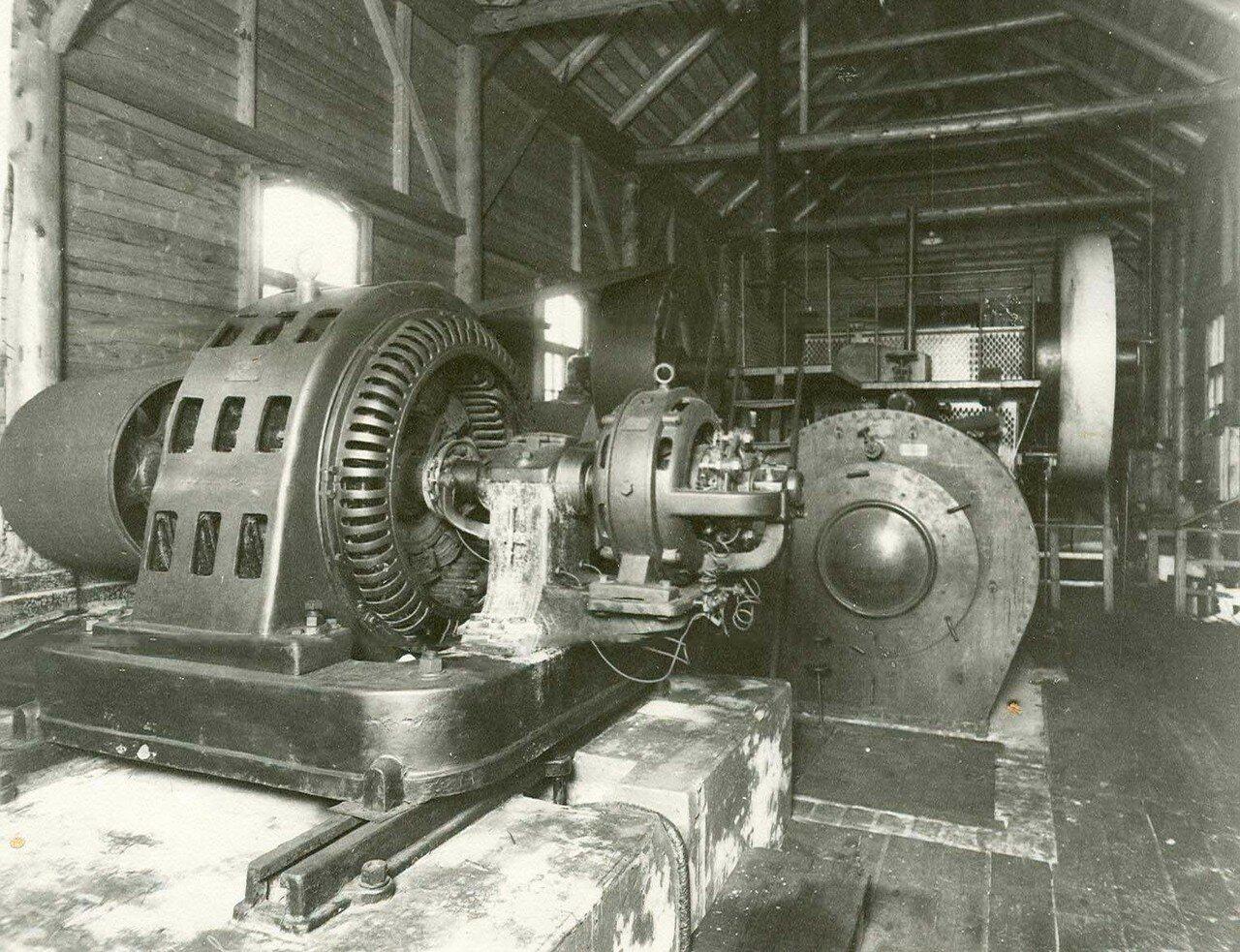 04. Внутренний вид электростанции завода