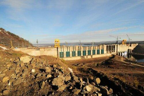 Богучанская ГЭС — стройка длиной в 30 лет. Фото «РусГидро»