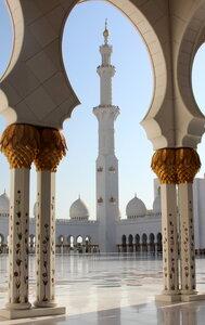 Абу-Даби - Белая мечеть