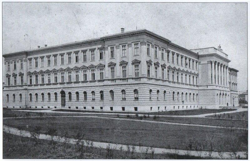 Политехническая школа в 1880 году