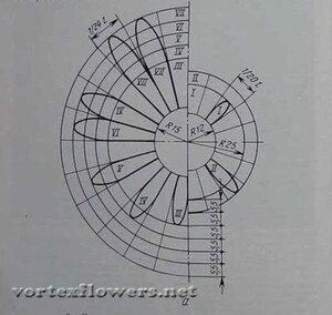 Мастер-класс. Хризантема из ткани «Изуми» от Vortex  0_fbf54_7878e2c4_M