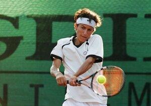 Раду Албот провел мастер класс для начинающих теннисистов