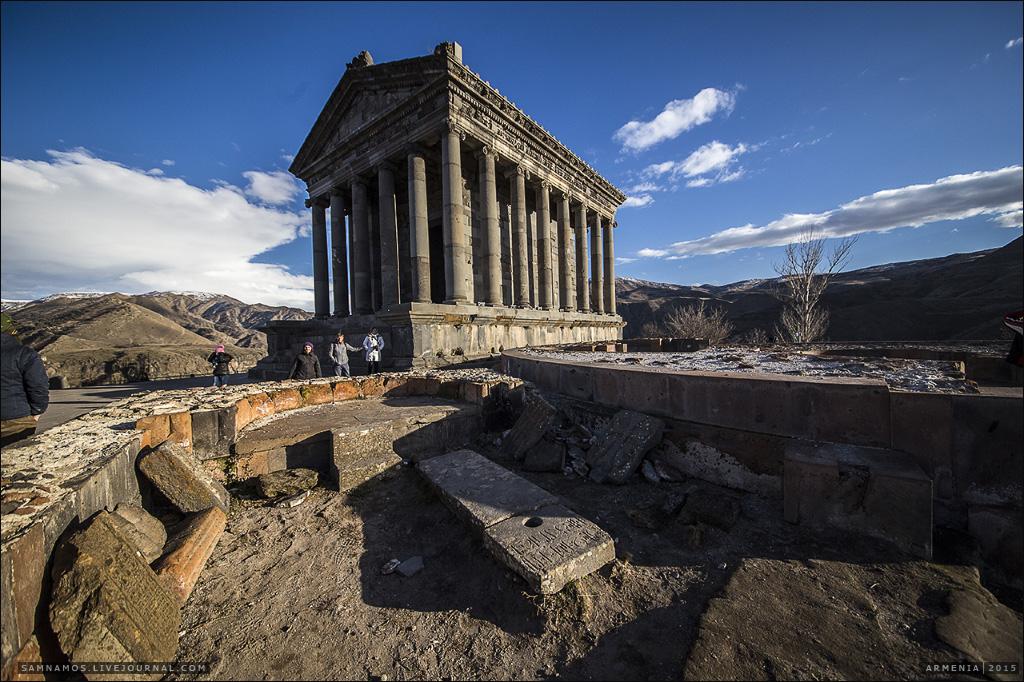 «Armenia capta»? И все же непокоронная!