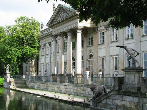 Lazienki Palace
