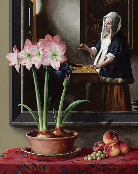 Vermeer's Amaryllis.jpg