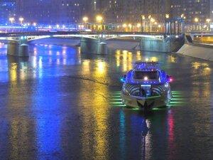 Январские прогулки по Москве-реке