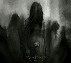 Evadne -  Dethroned Of Light (EP)  (2014)