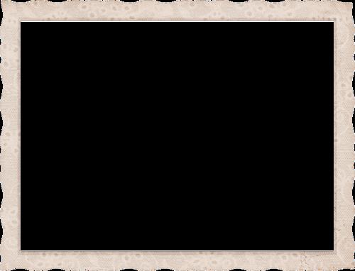 Бумажные рамки
