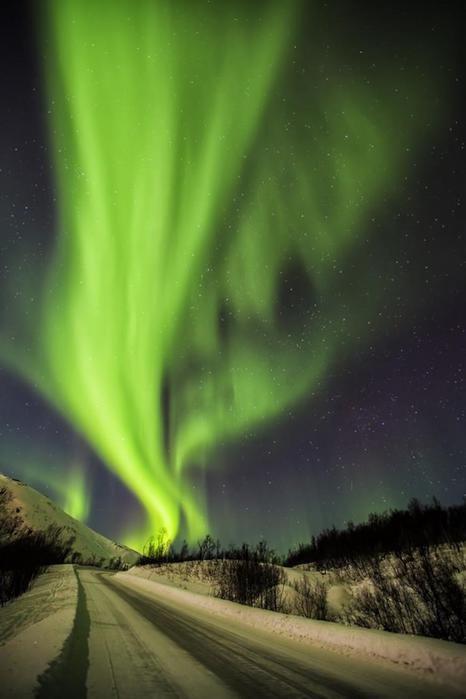 Красивые фотографии полярного сияния 0 10d641 2e114d52 orig