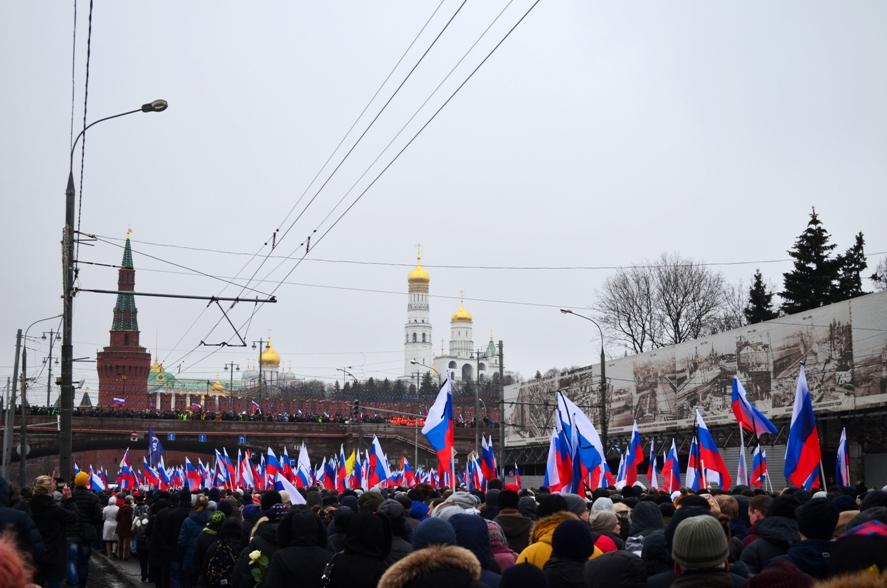 немцов, марш памяти
