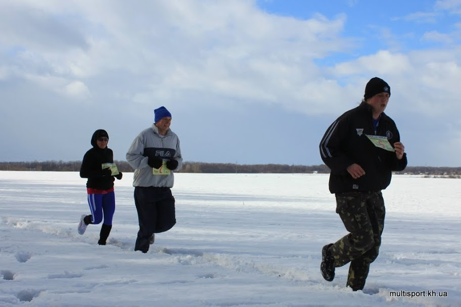 Как бегать по снегу