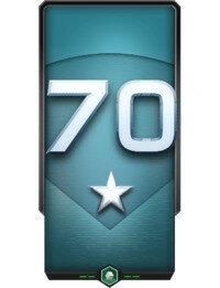 РЕК-набор за Спартанский Ранг - 70