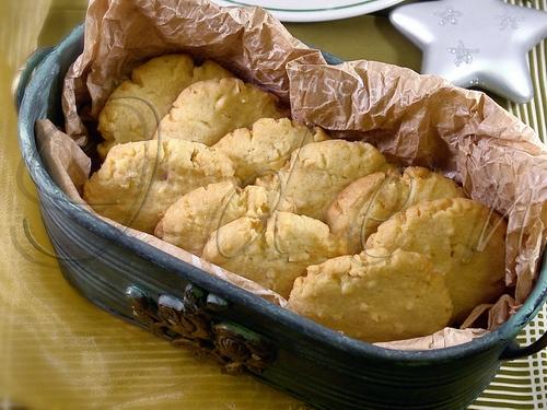 Китайское имбирное печенье