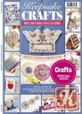 Книга Книга Crafts Beautiful Special Issue: Keepsake Crafts 2013