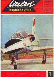 Книга Letectvi + Kosmonautika 1969-01