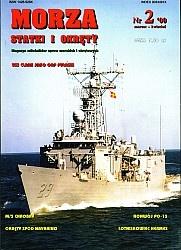 Morze Statki i Okrety 2000 No 2