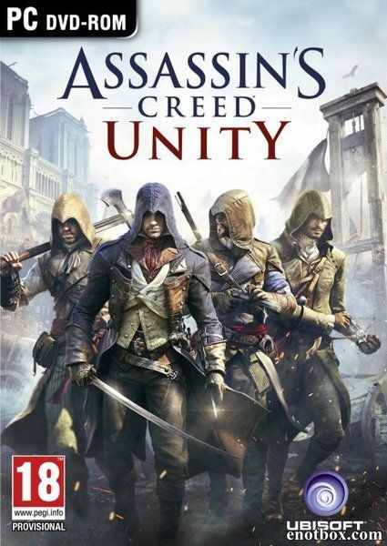 Assassin's Creed Unity [v 1.1.0] (2014) PC | RePack