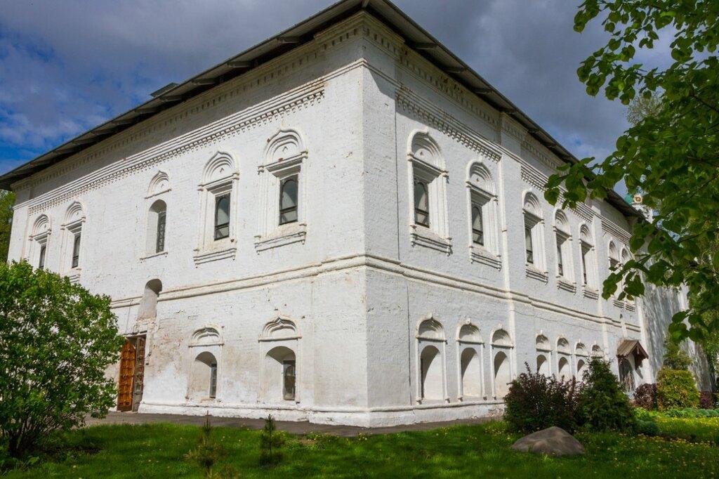 Настоятельские покои, Спасо-Преображенский монастырь, Ярославль