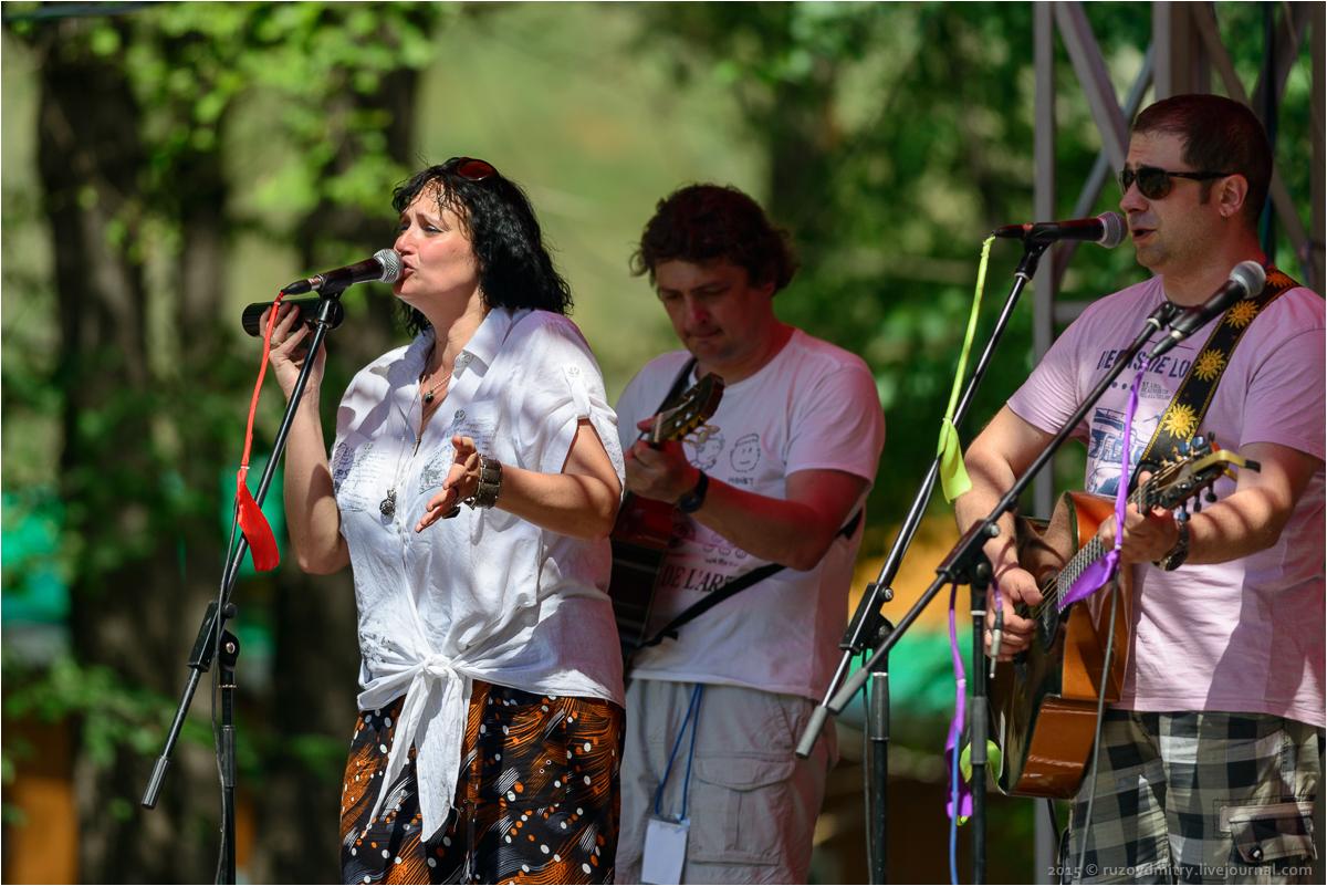 Грушинский фестиваль 2015