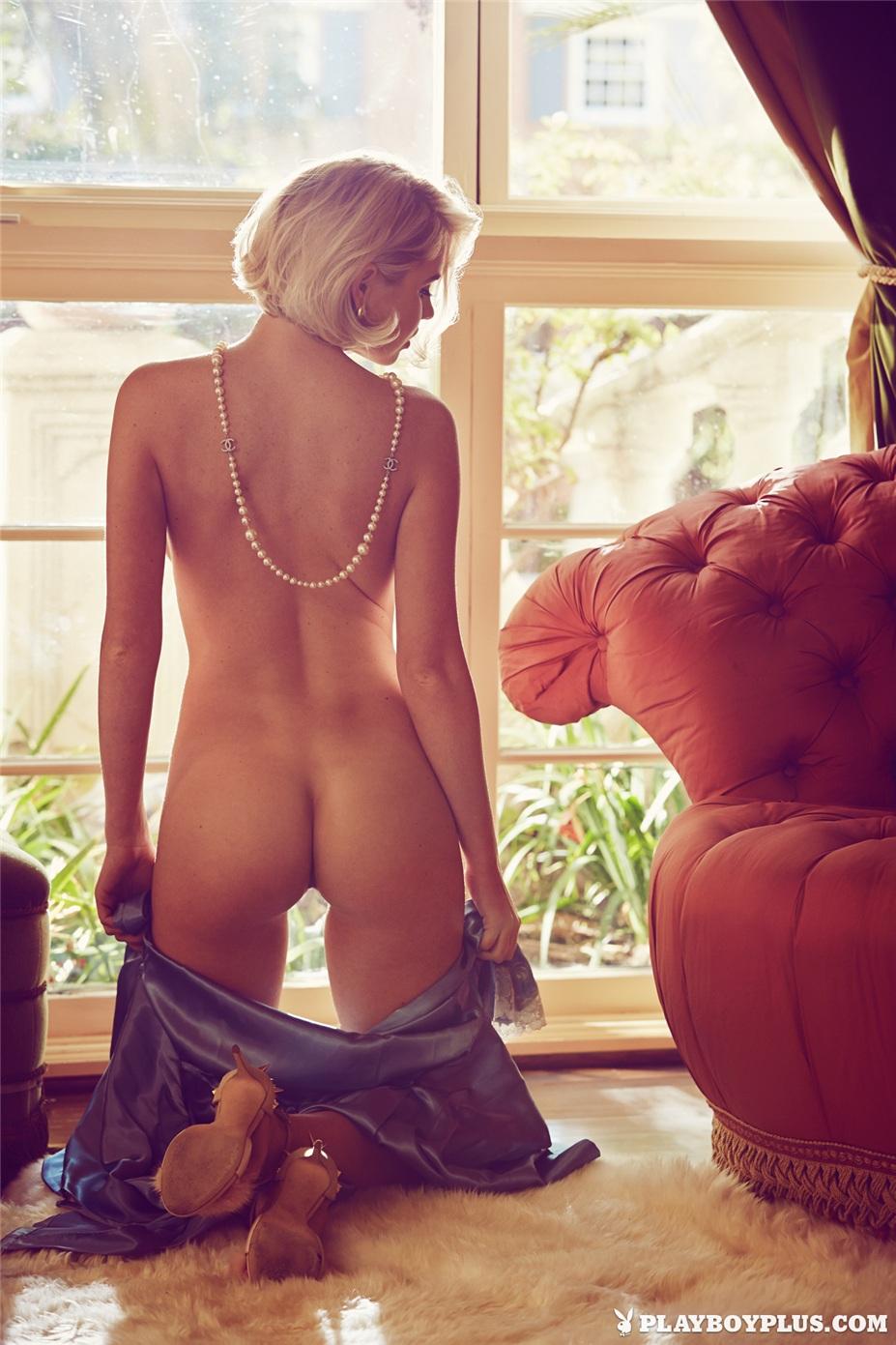 Девушка месяца Кейсли Коллинс / Kayslee Collins - Playboy USA Miss February 2015 / Plush