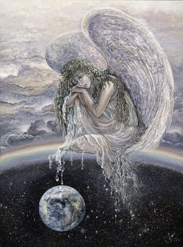 Josephine Wall - Weep For the World.jpg