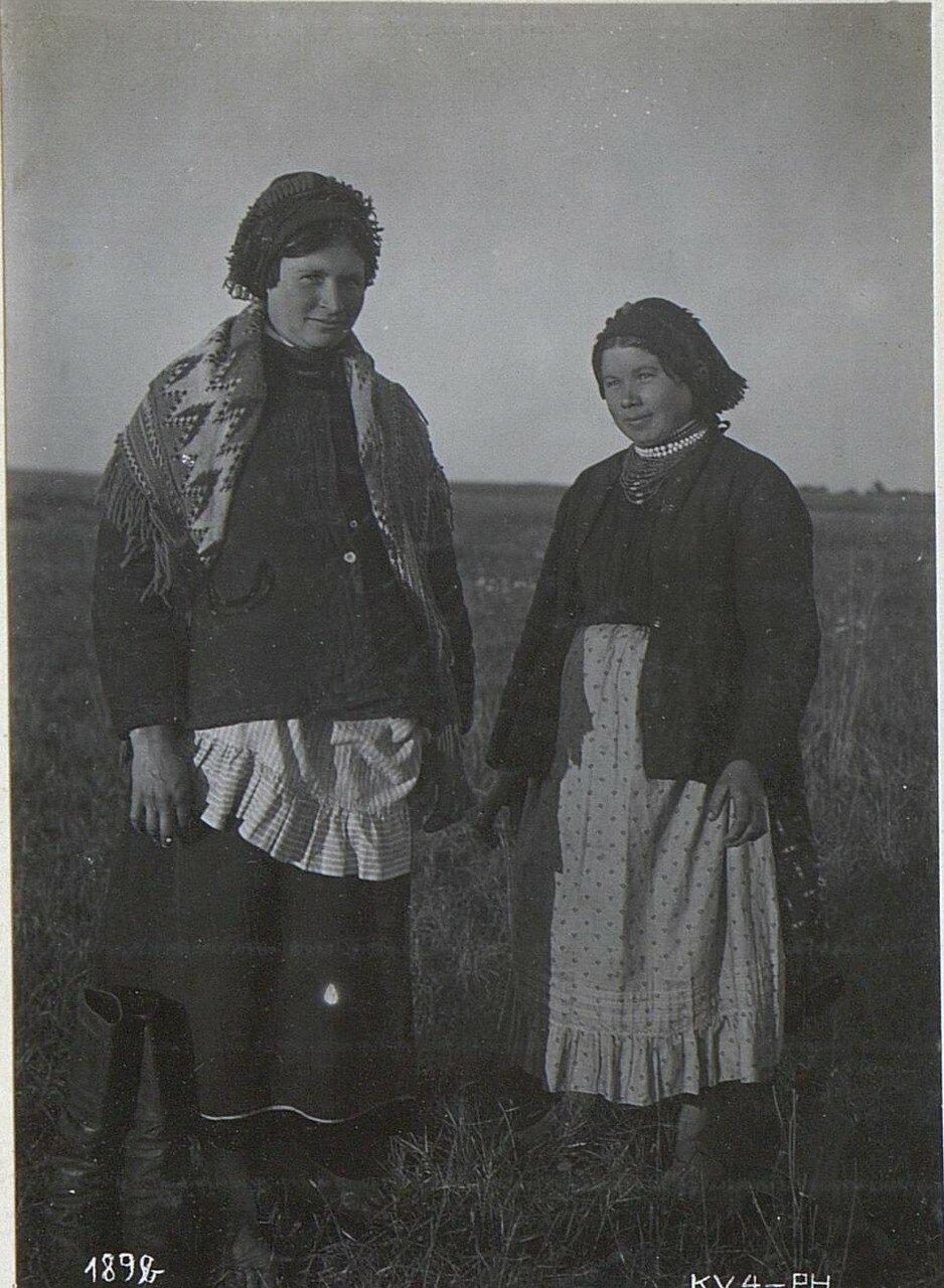Крестьянки из Владимира-Волынского