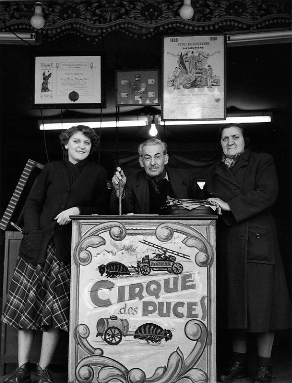 1950. Семья Вагнер в апреле