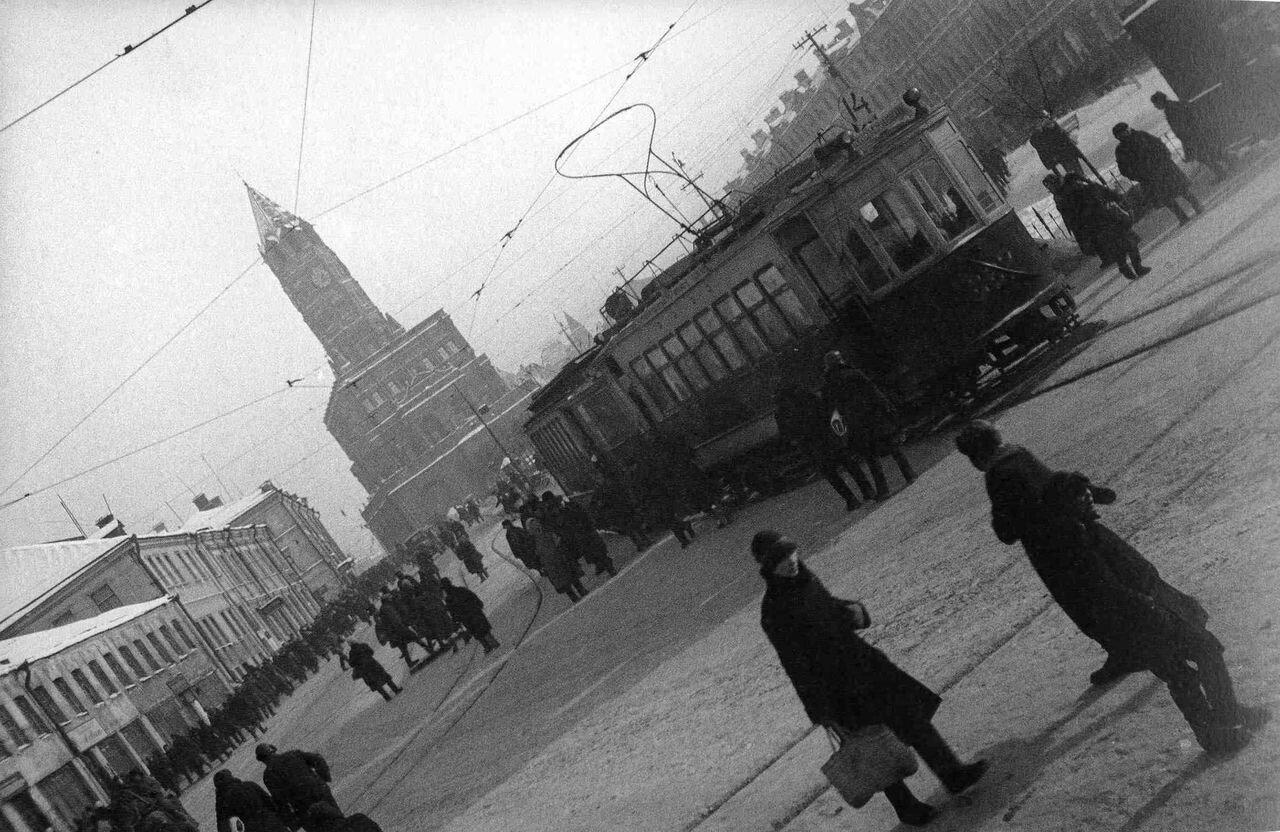 1930-е. Сухаревская площадь