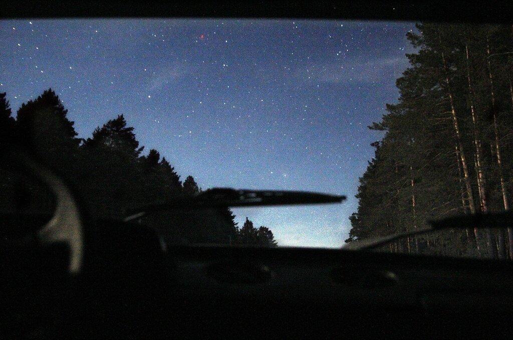звёзды из салона авто