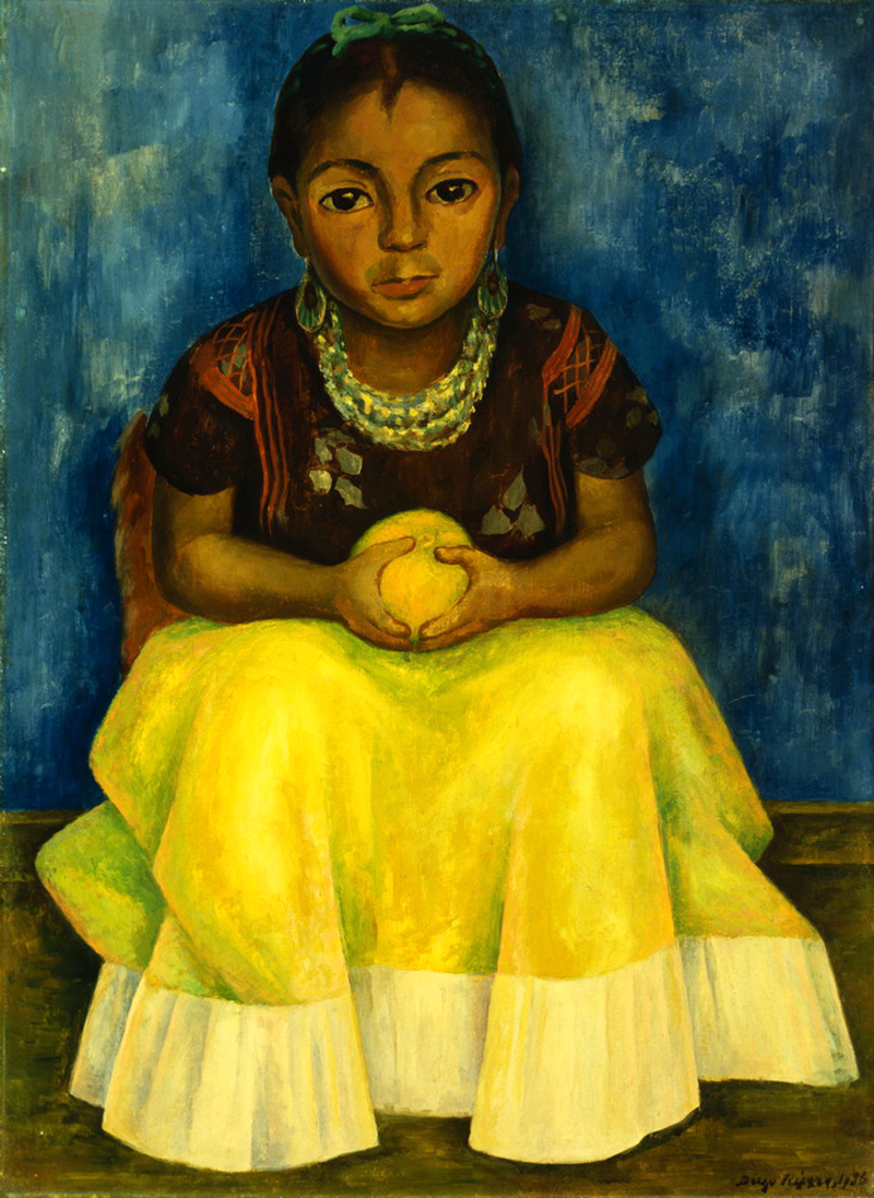 diego riveras childhood Diego rivera, a memorable figure in 20th century art, actively painted during the 50 years from 1907 to 1957 mexican by birth, rivera spent a good portion of his adult life in europe and the united states as well as in his home in mexico city.