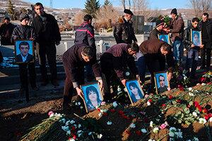 В Гюмри умер ребенок, раненый российским солдатом
