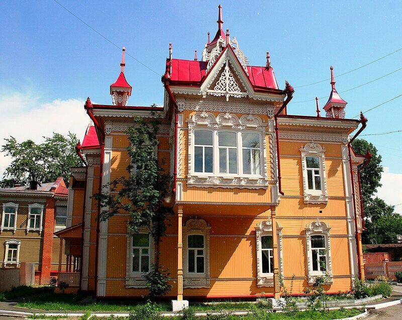 Томск, Красноармейская 67