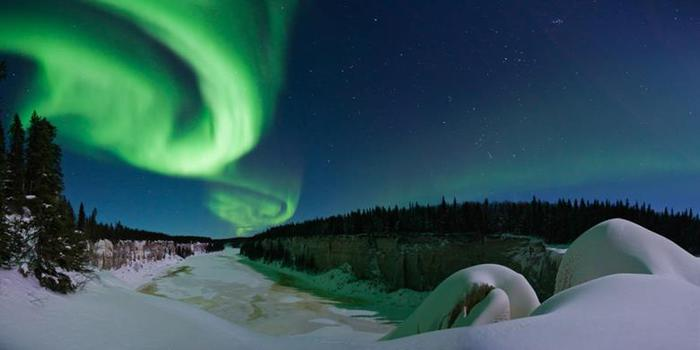 Красивые фотографии полярного сияния 0 10d64a 98f5198a orig