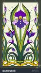 stock-photo-purple-iris-flowers-stained-glass-window-124654102.jpg