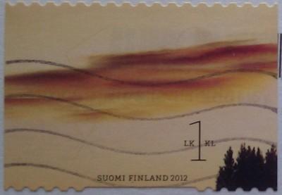 финляндия 2012 маево над лесом 1