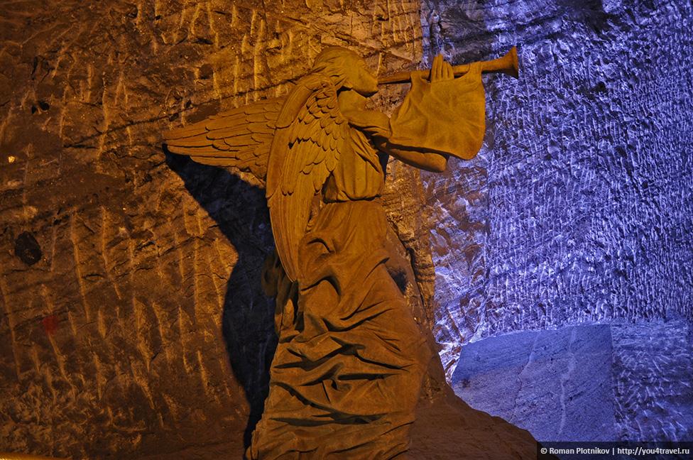 0 19197a b74835a8 orig День 208. Соляная шахта и Соляной Собор в Сипакера недалеко от Боготы