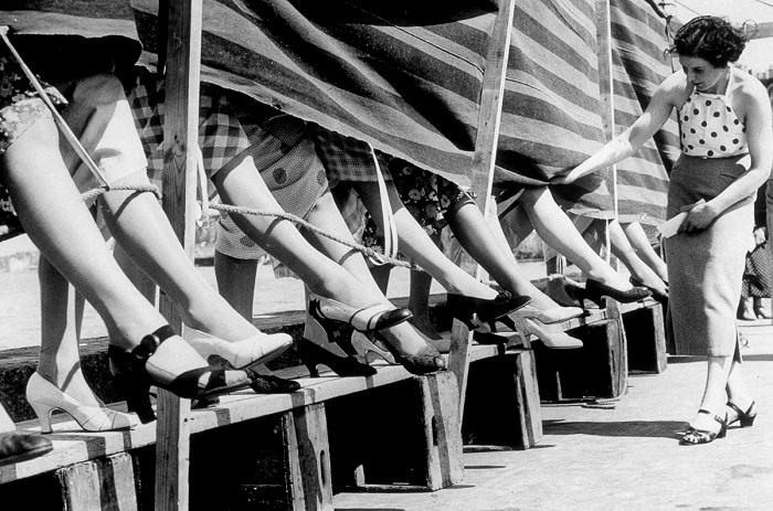 Ankle Competition Со временем девушки оголялись все больше и больше. Но в СССР понятие «конкурс крас