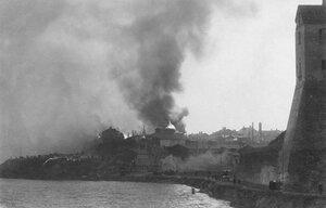 Пожар в Иоахимстали