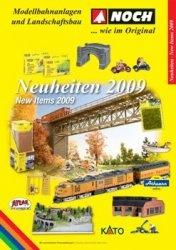 Журнал NOCH. Neuheiten 2009