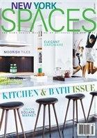 Журнал New York Spaces №2-3 (февраль-март), 2012 / US