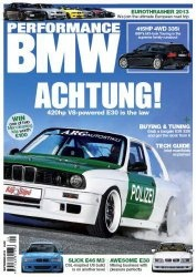 Performance BMW №9 2013