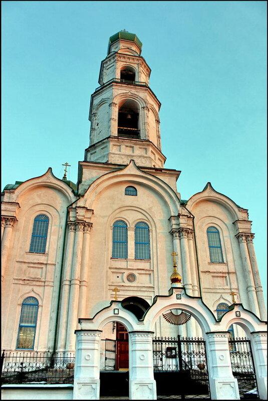 Кыштым 9068 Христорождественский собор