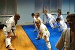 2014.12.25 Отчетный экзамен по карате